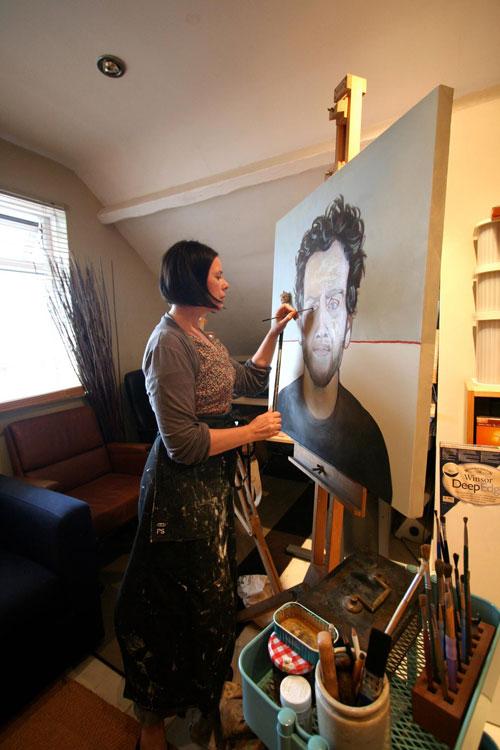 Painting-Paul