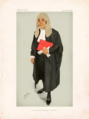 One of her Majesty's Counsel
