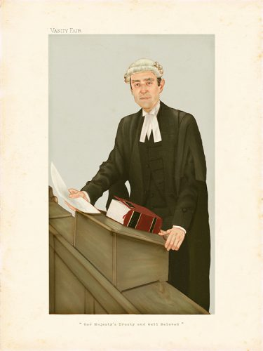 A Newly Appointed QC