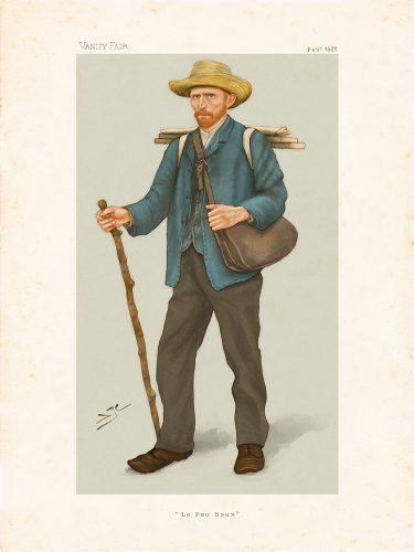 Vincent van Gogh | Le Fou Roux